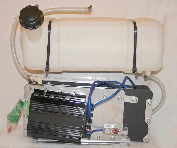 hydrogen generator for semi trucks