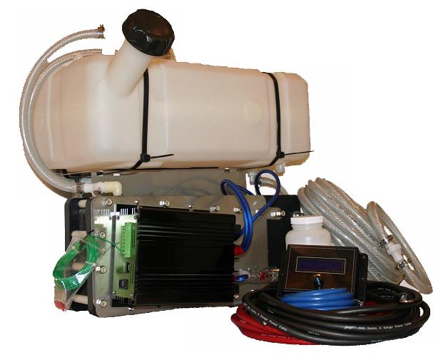 hydrogen generator diesel