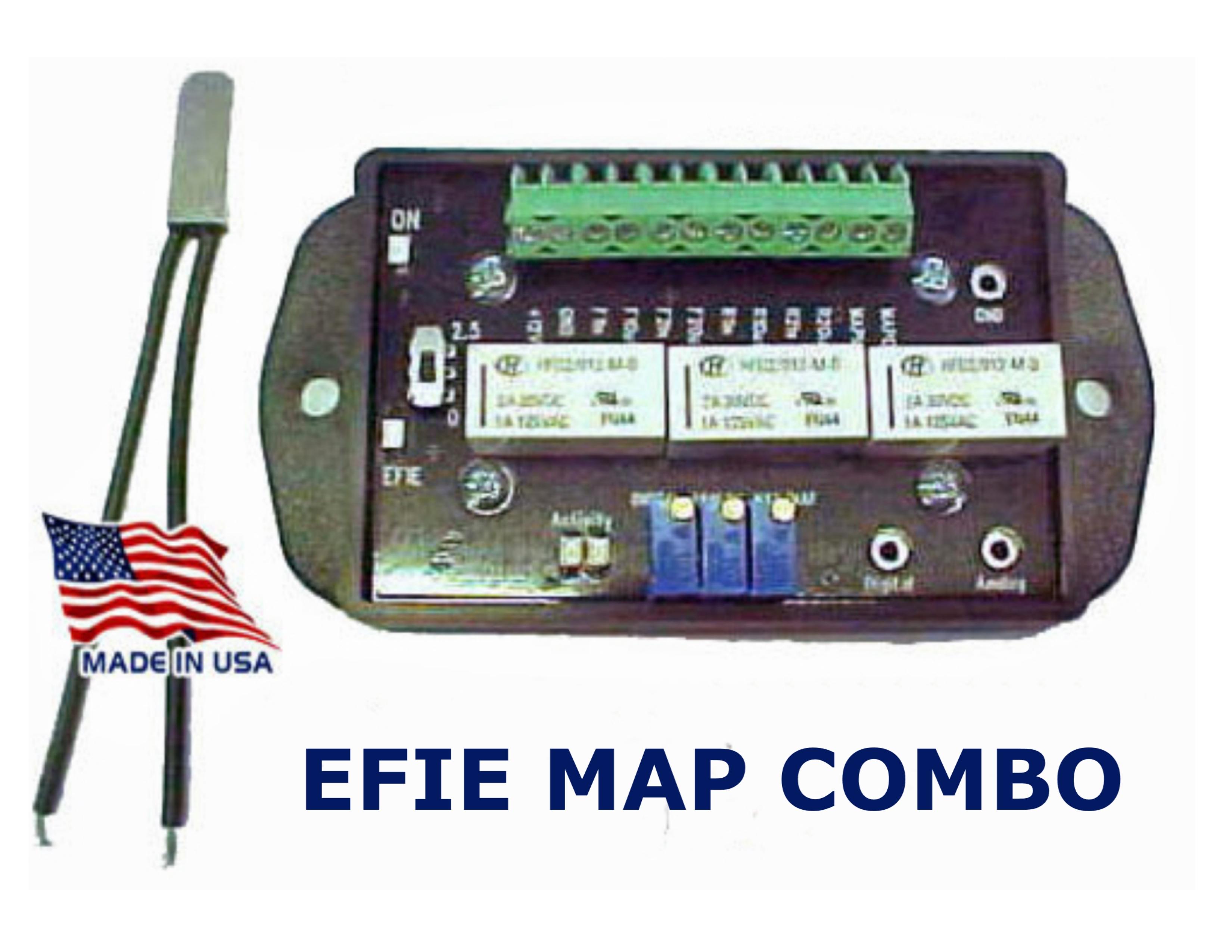 efie map combo
