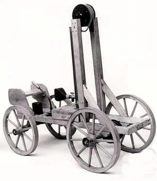 First Hydrogen Car