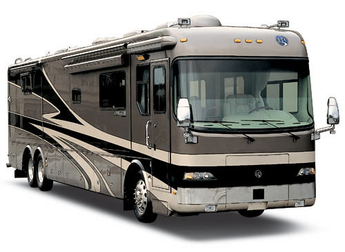 Fuel Saving Tips RV's