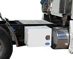 hydrogen for semi trucks